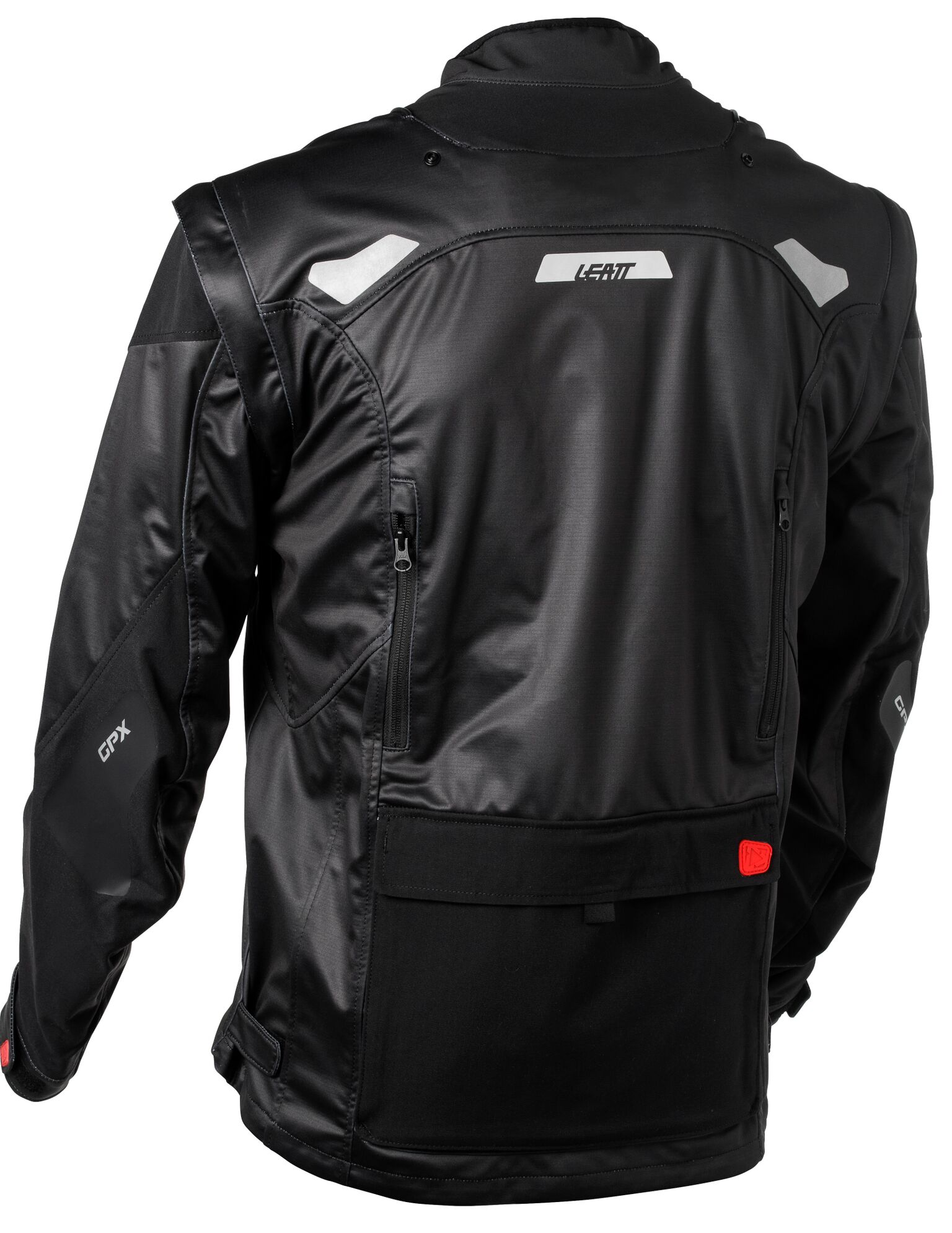 Jacket GPX 4.5 Lite Black Grey 2018_1.JPG