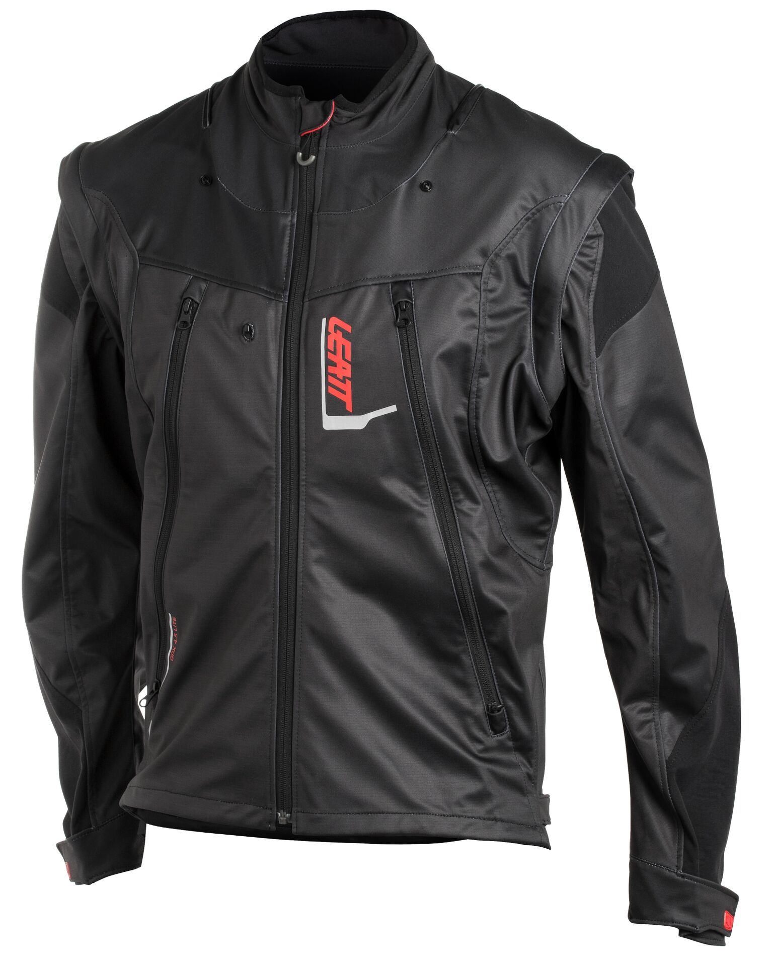 Jacket GPX 4.5 Lite Black Grey 2018_3.JPG