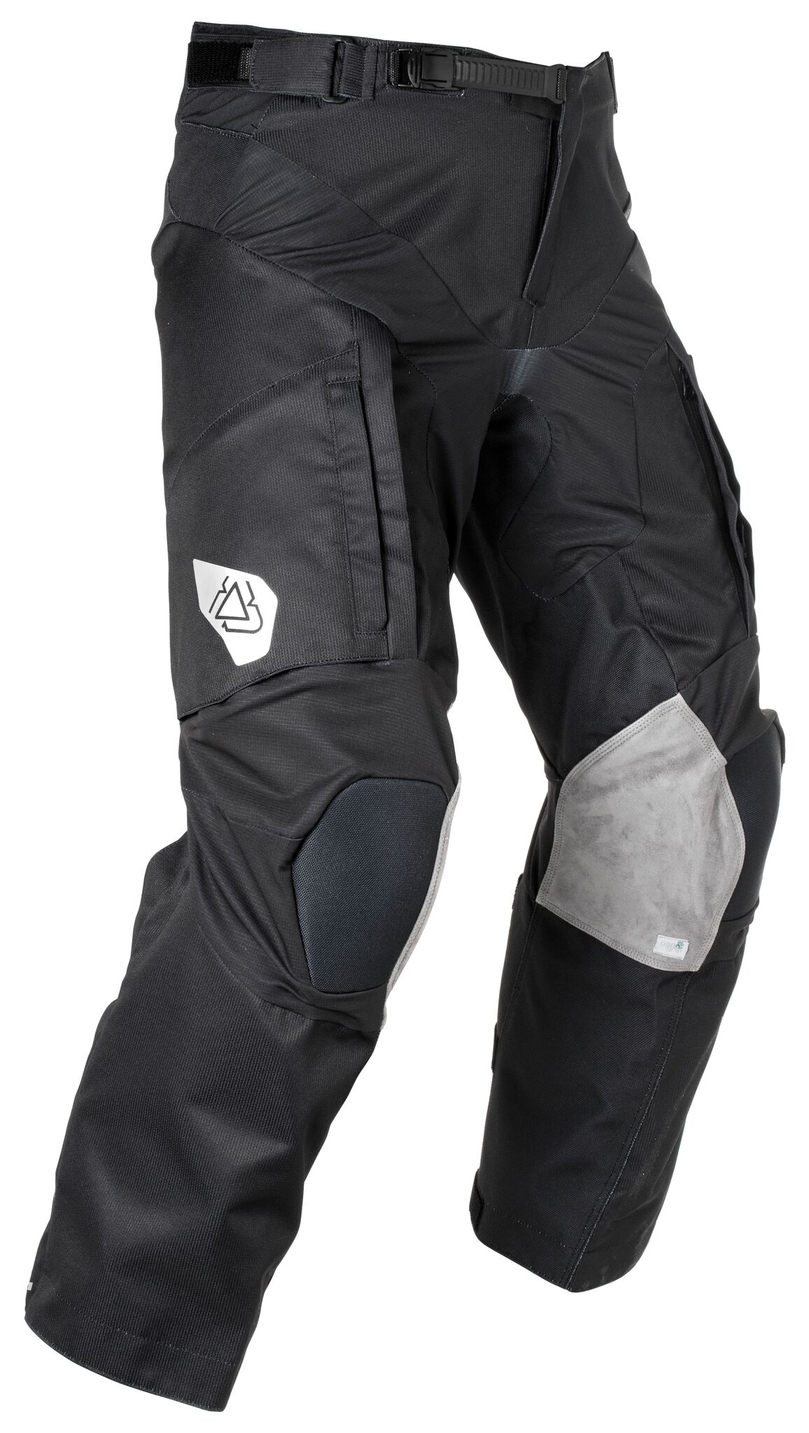 GPX 5.5 Enduro Black Grey Pants.JPG