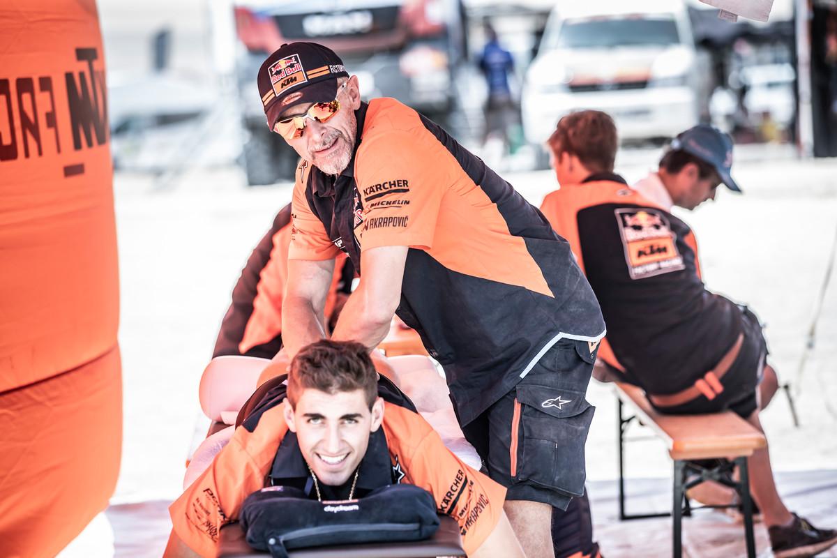 Physiotherapy Dakar 2019 © Marcin Kin