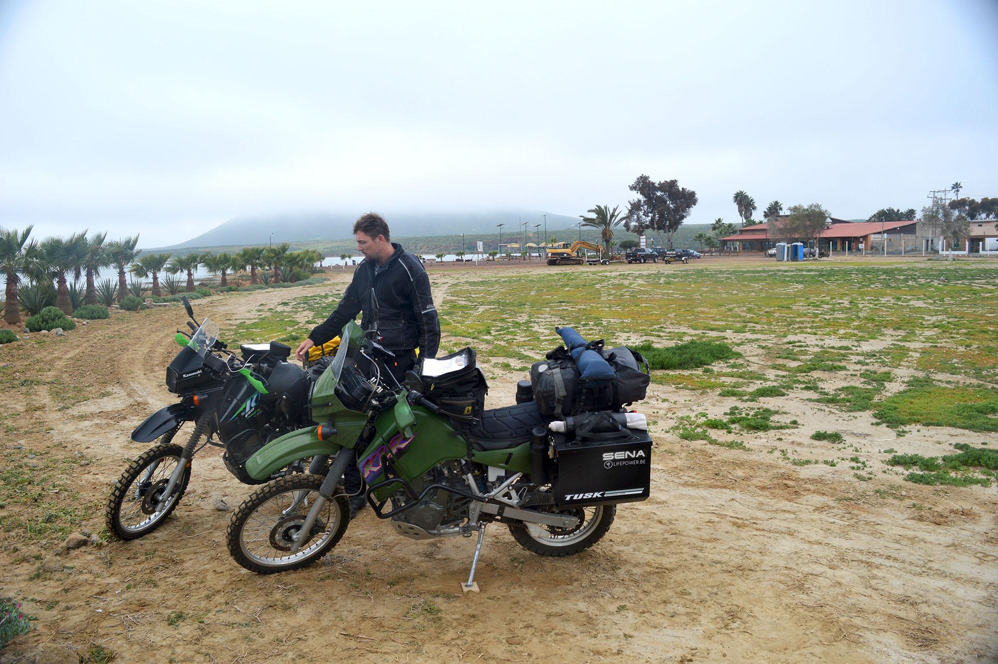 JT with bikes.jpg