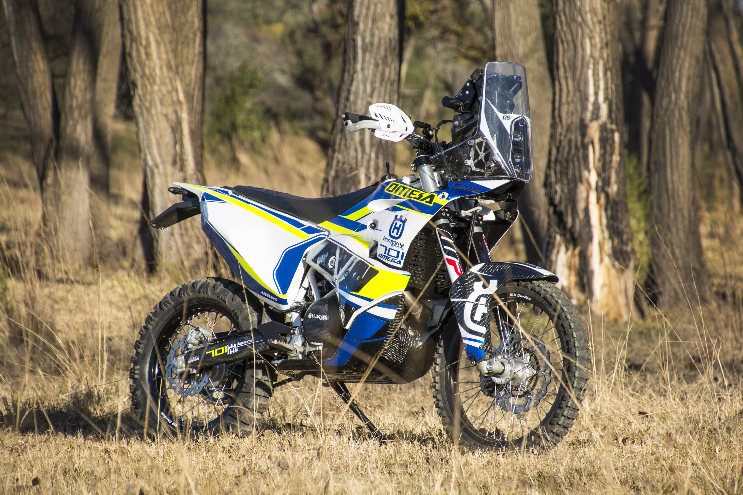 UPSHIFTNEW GEAR: OMEGA FIBRE 2ND GENERATION RALLY KIT FOR