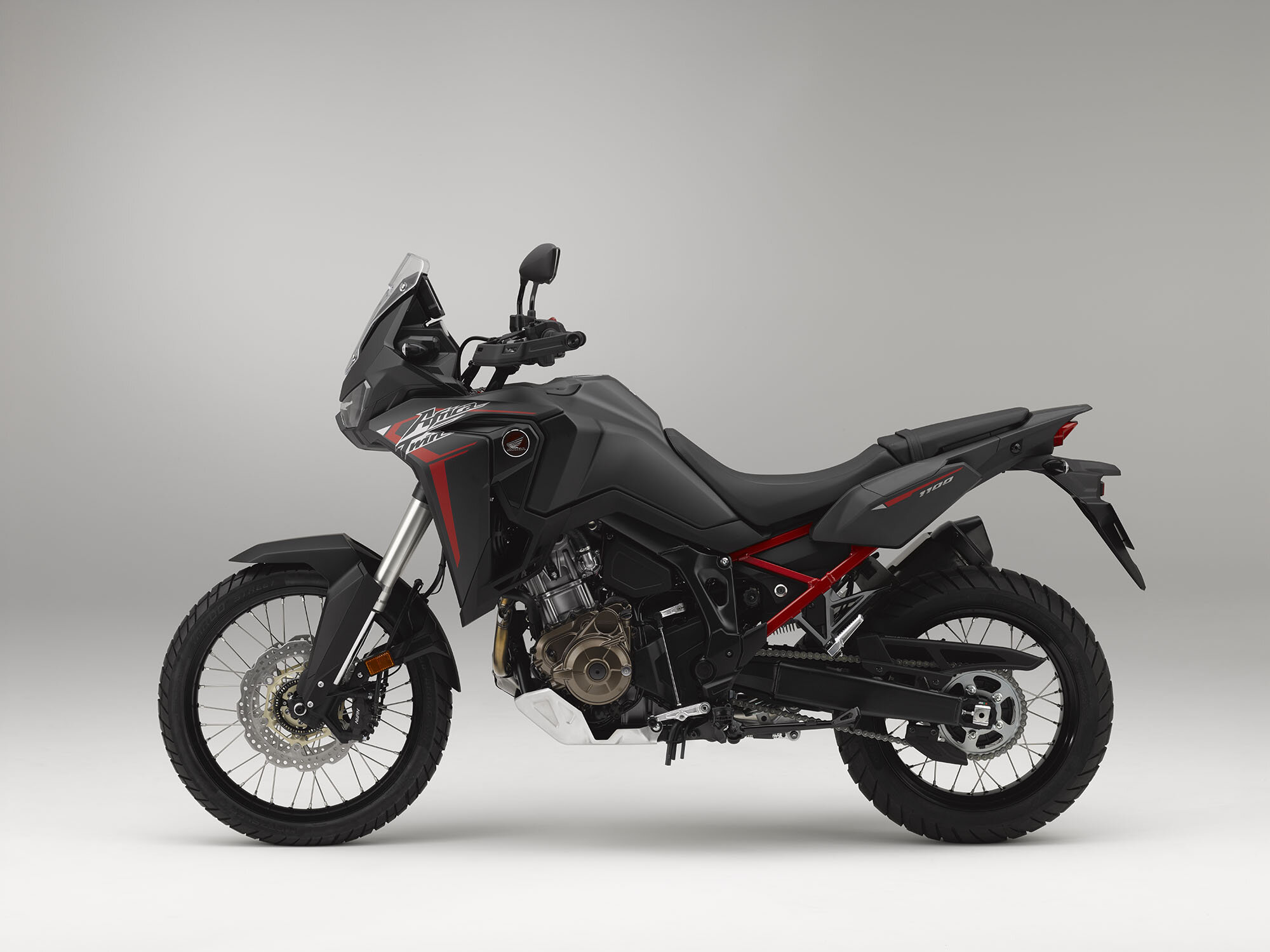2020 Honda CRF1100L Africa Twin Matte Black Metallic