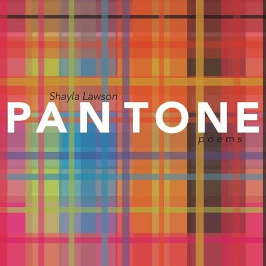 PANTONE : What would you do if colors spoke to you? A collection of poetry, available at MIEL Books.