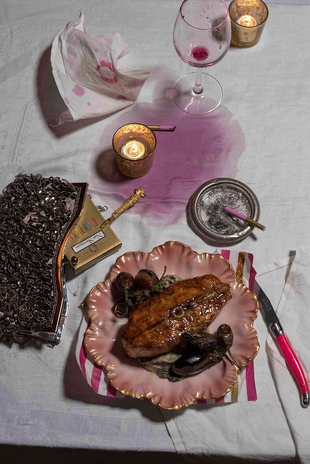 MARCUS SAMUELSSON'S RED ROOSTER COOKBOOK