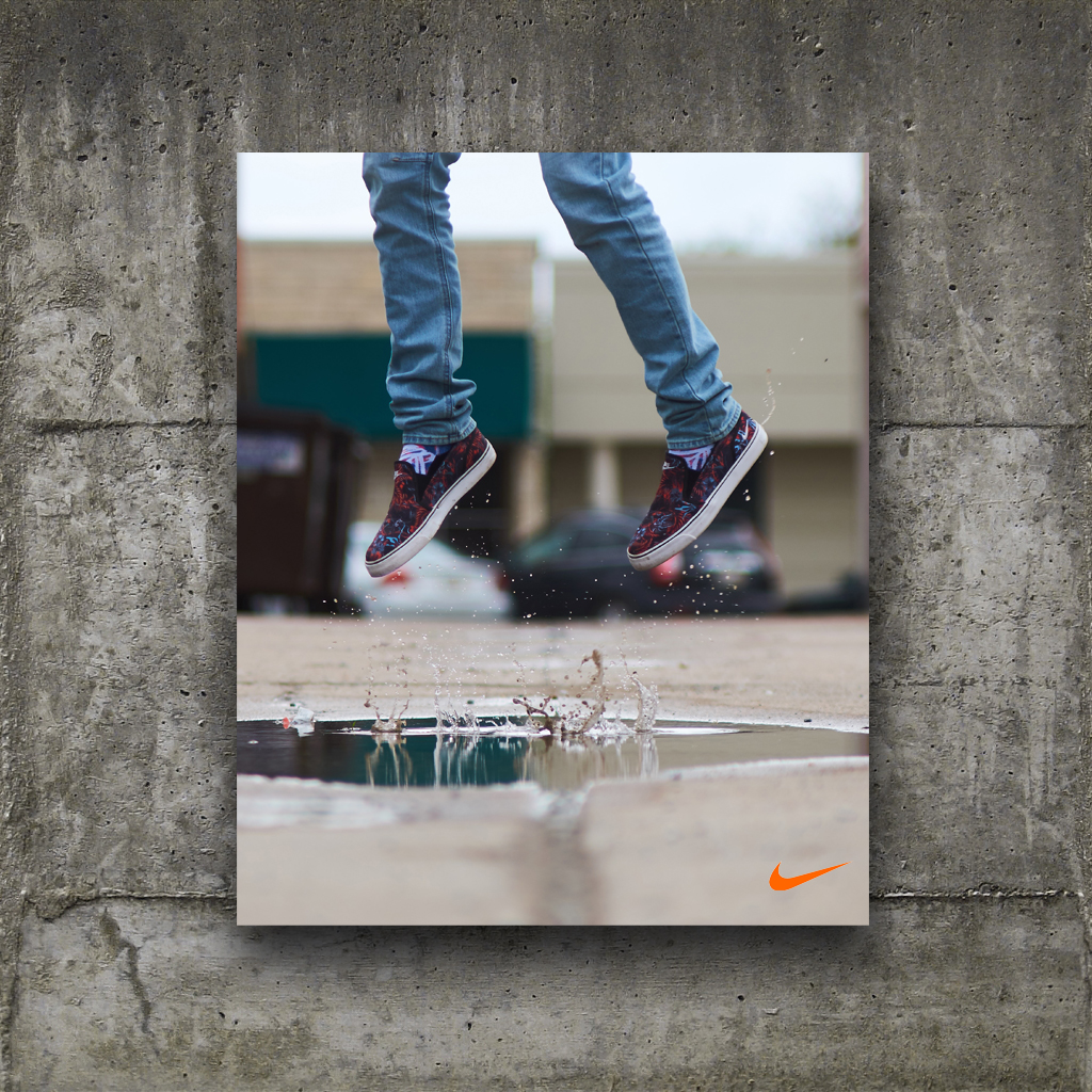 Speculative Work for Nike
