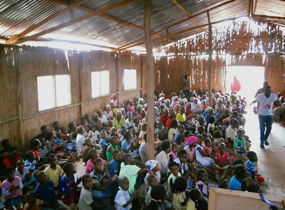 Evangelism and Ministry Outreach in Mozambique - Africa On Fire ministries