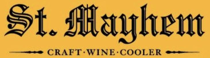 St. Mayhem Canned Wine