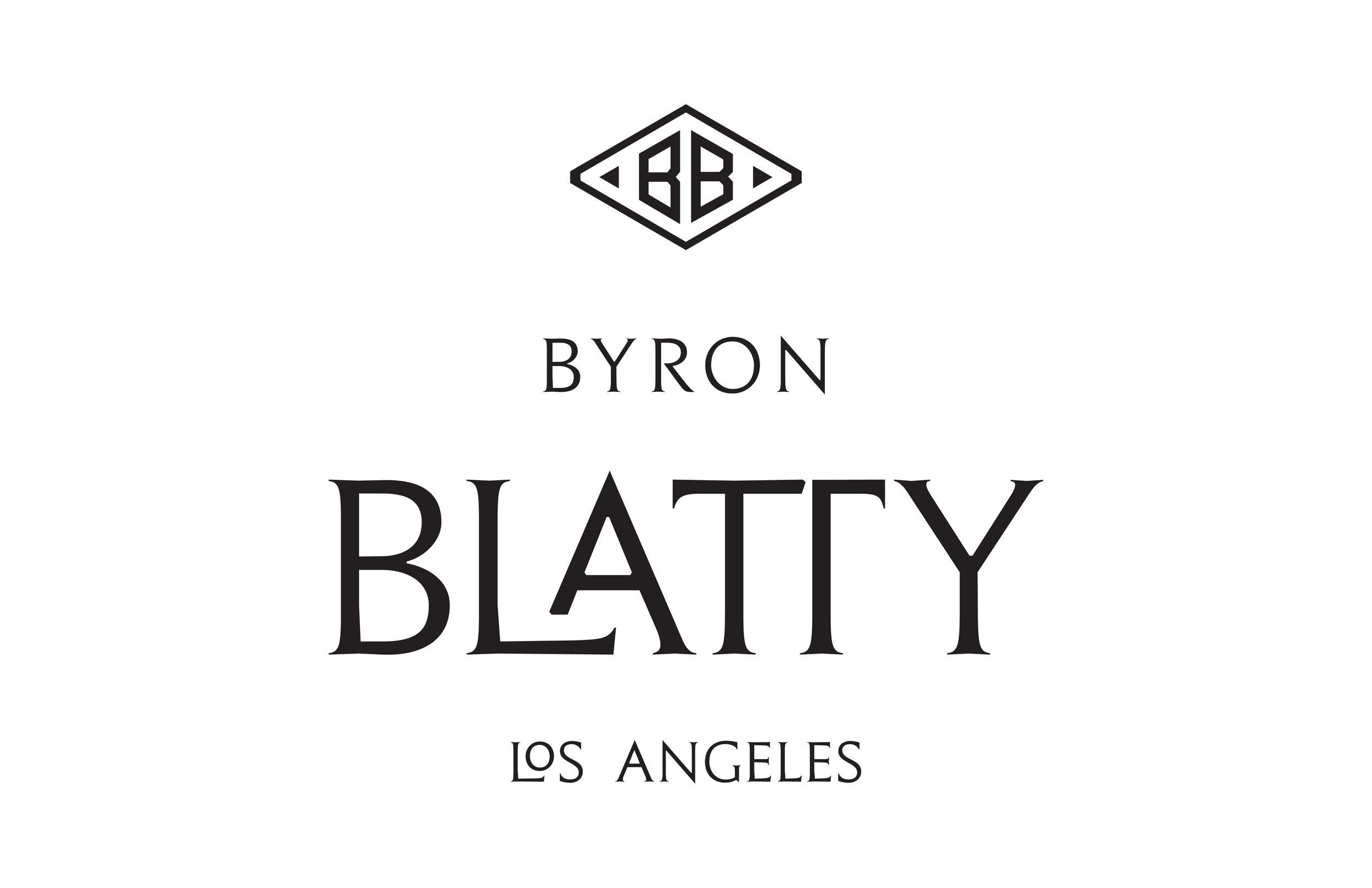 Byron Blatty wine