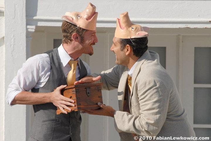 """Merchant of Venice"" - Shakespeare Santa Monica (2010)"