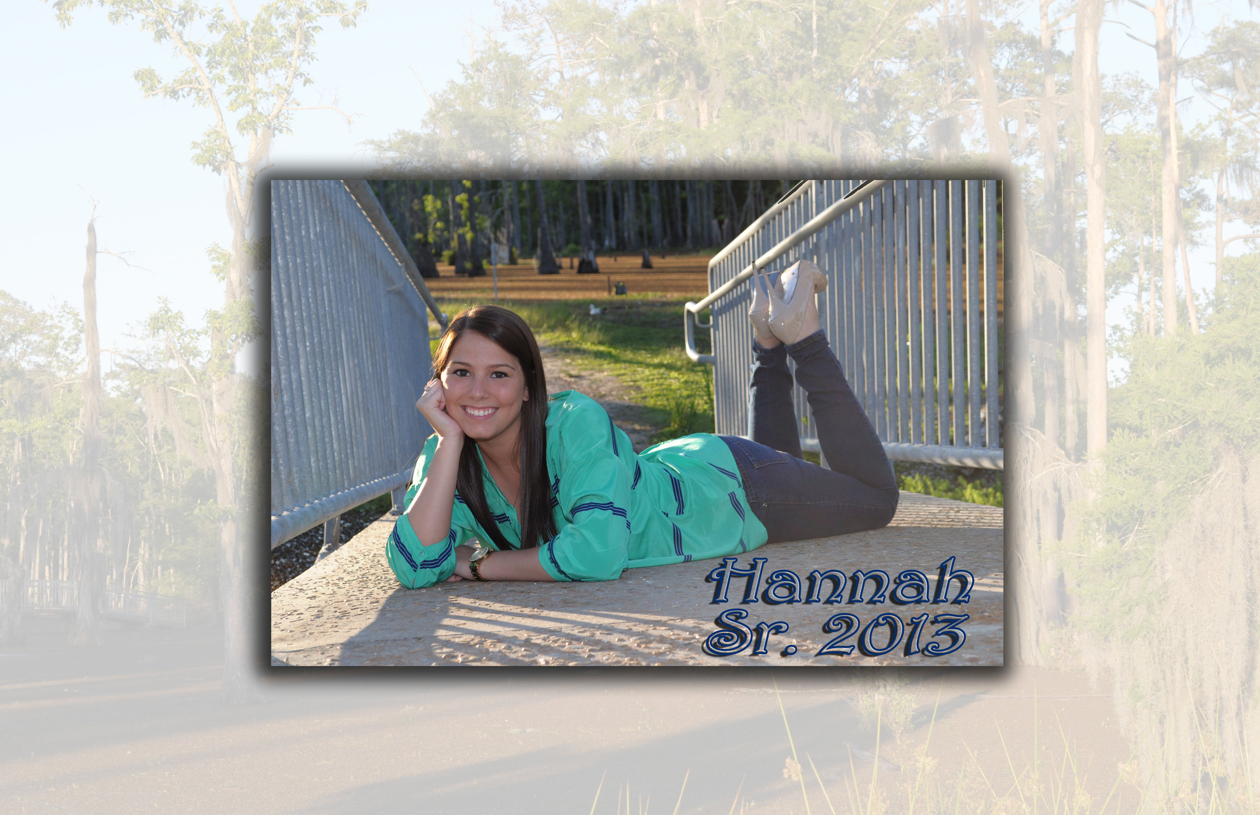 High School Senior Photo Book Cover -HNsr_0096cover.jpg