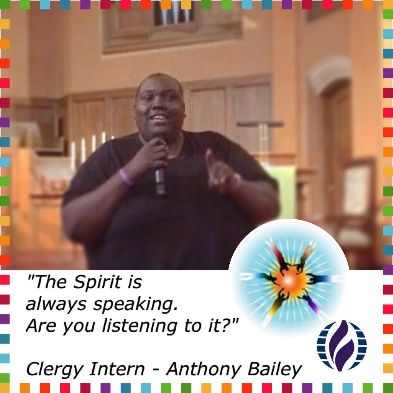 Anthony Bailey  - Intern