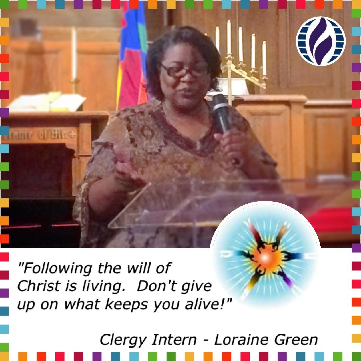 Loraine Green  - Intern