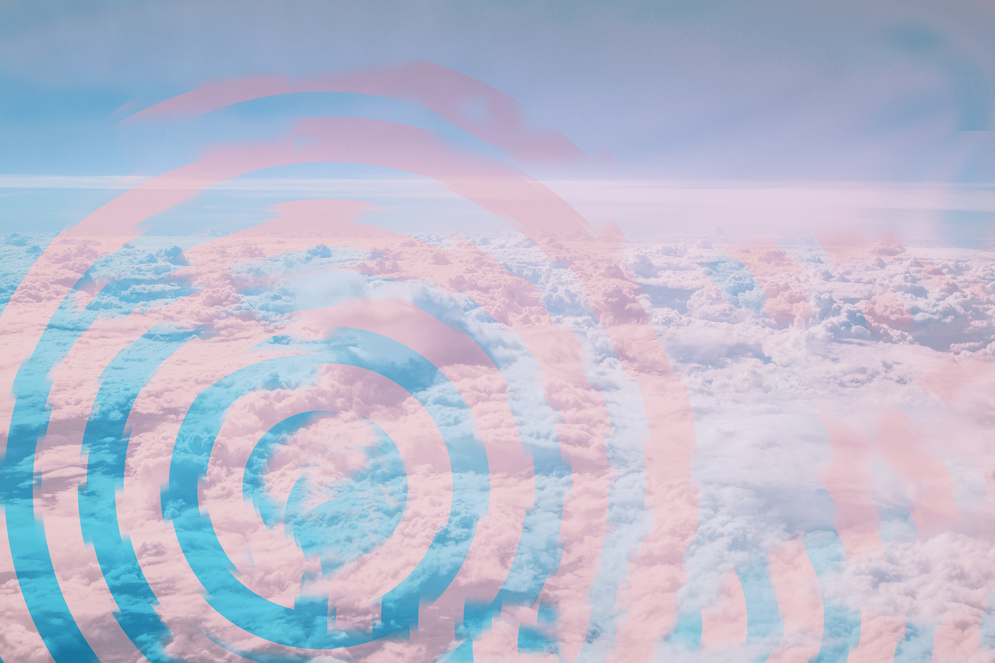 Broken Spiral Clouds, 2016