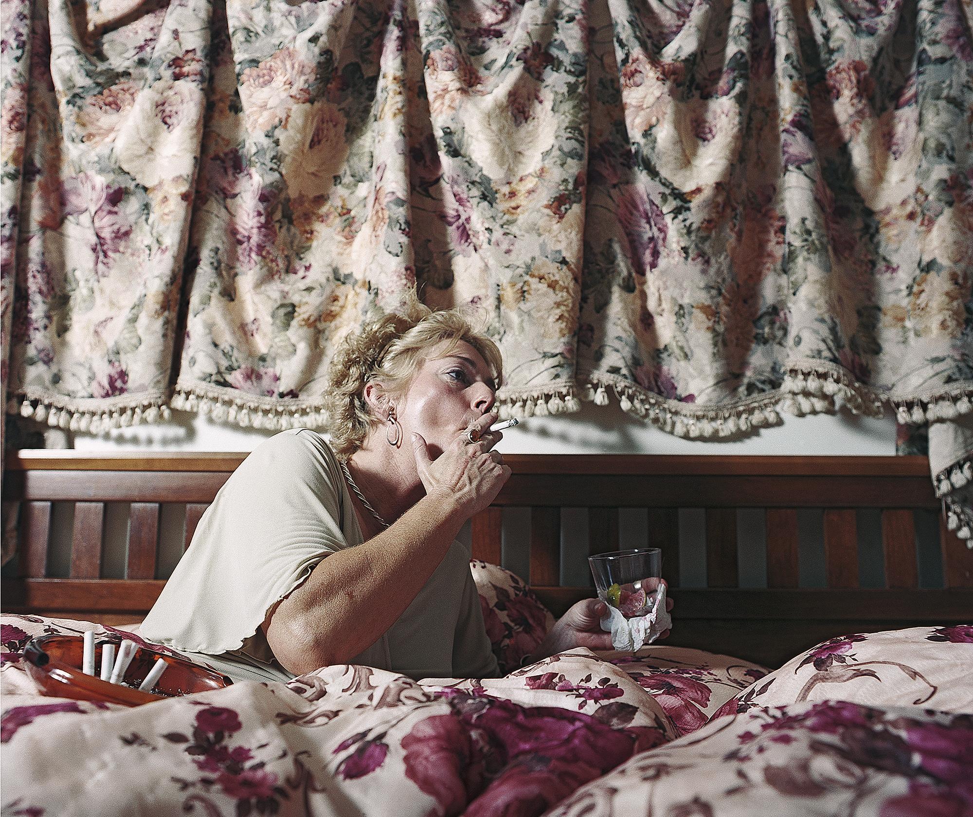 Tina in her Bedroom, 2007