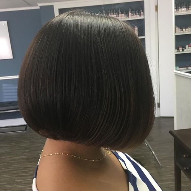 Beautiful Bob by Kristi #salon101rocks #bobhaircut #transformation
