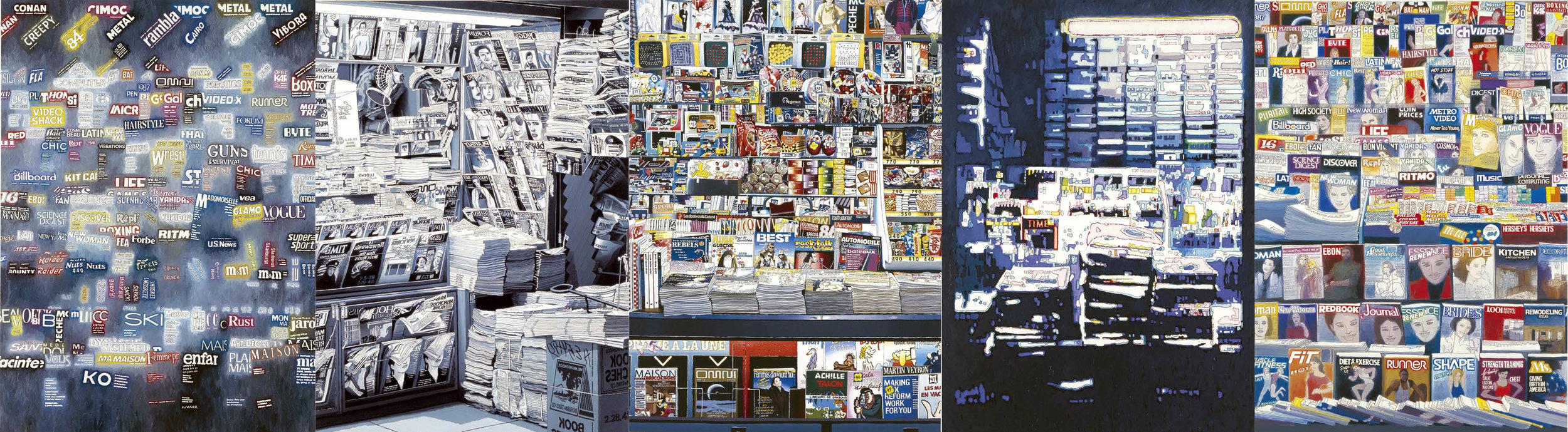 Newsstand No. 38-B