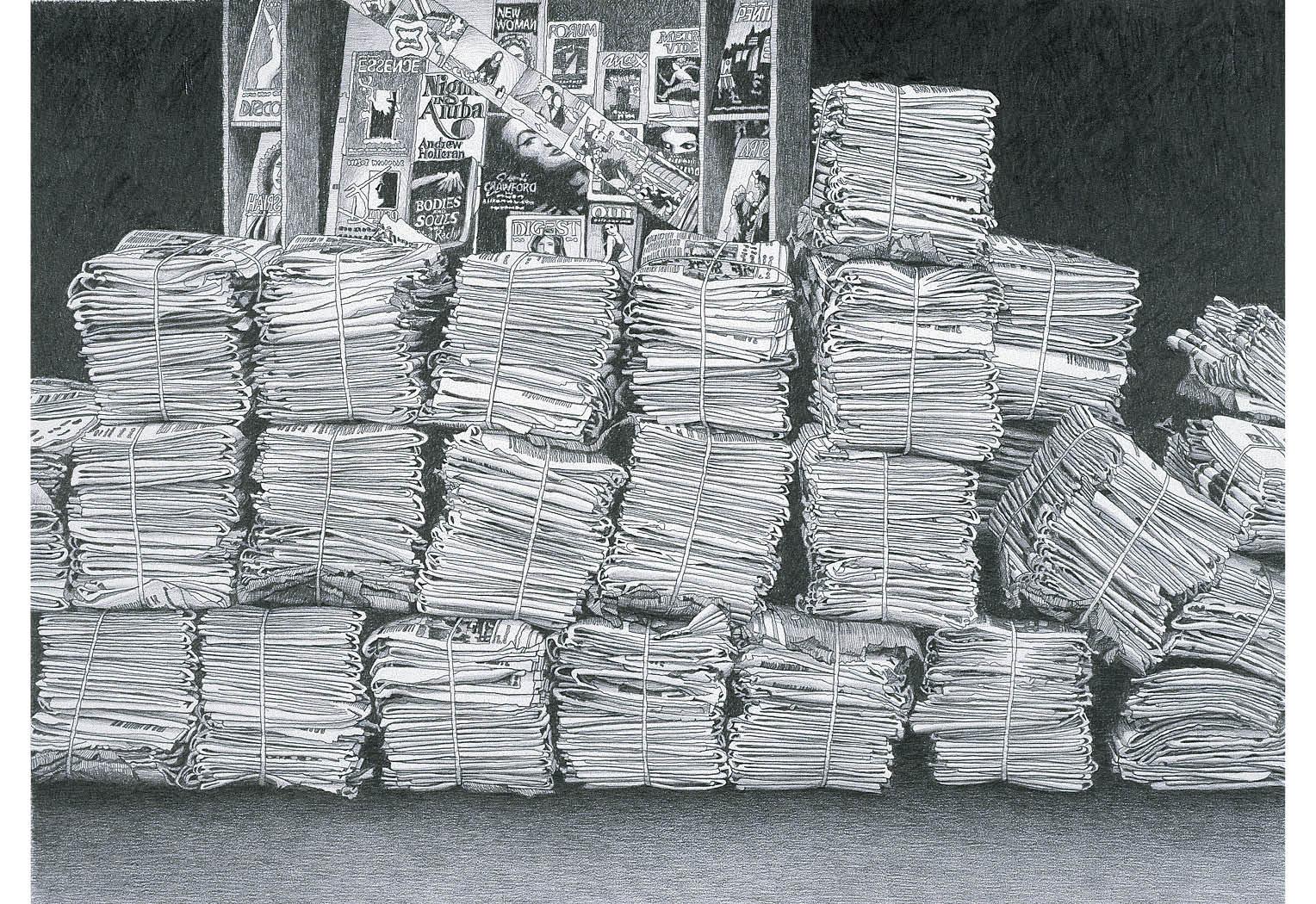 Newsstand No. 40-D