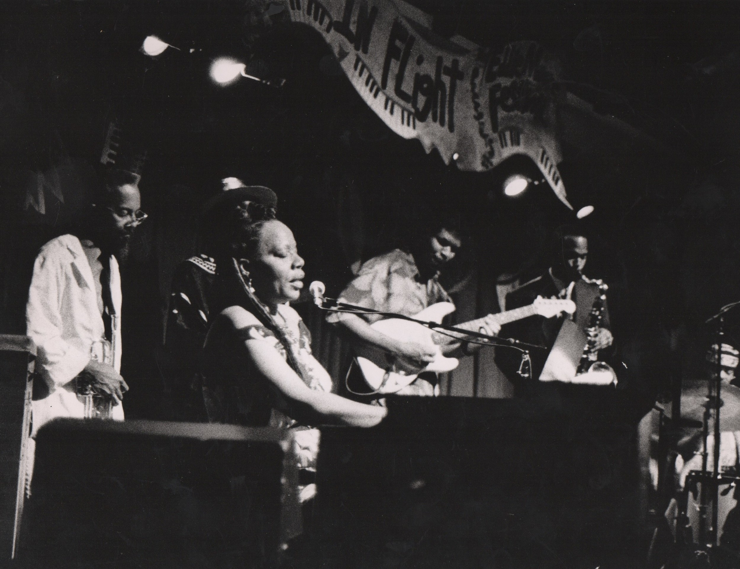 Amina with The Lester Bowie New York Organ Ensemble