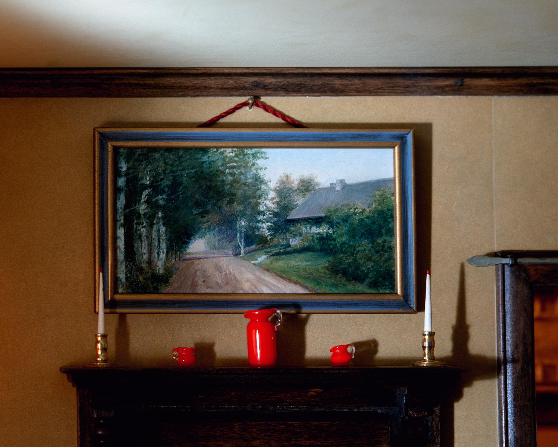 Living Room (mantle)