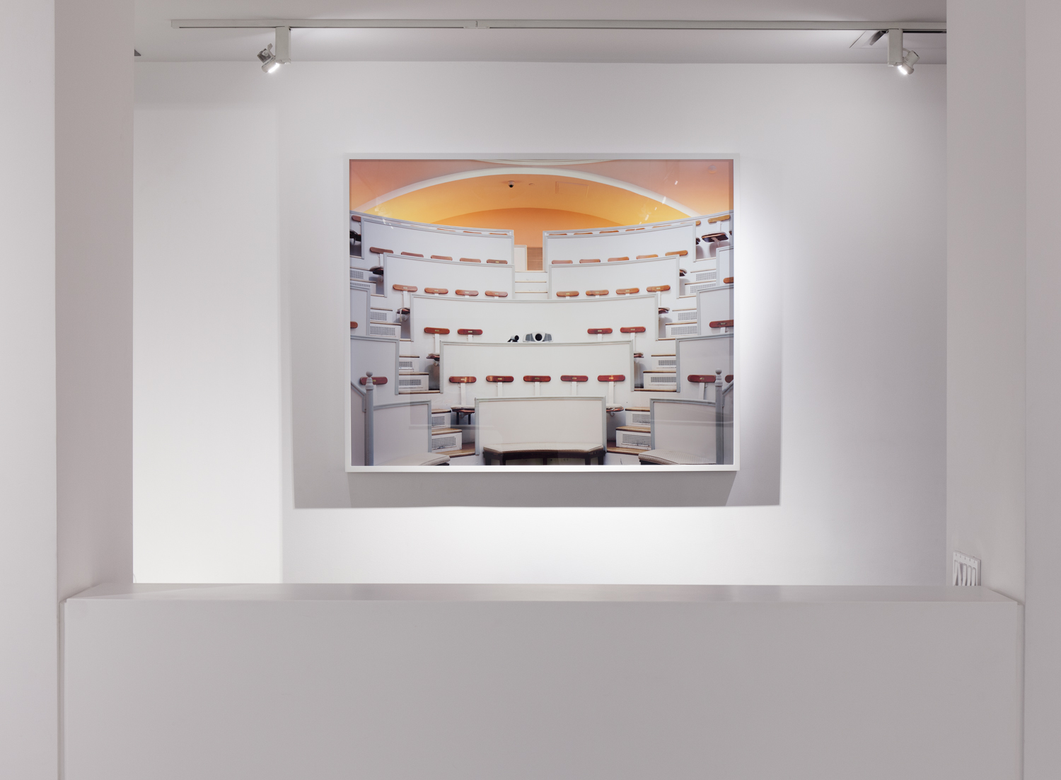 Project Statement   Installation view: Benrubi Gallery