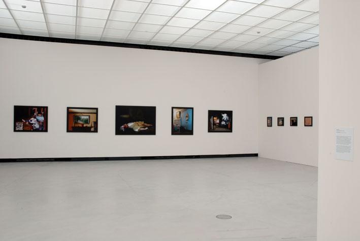 Installation view:Wurttembergischer Kunstverein, Stuttgart, Germany