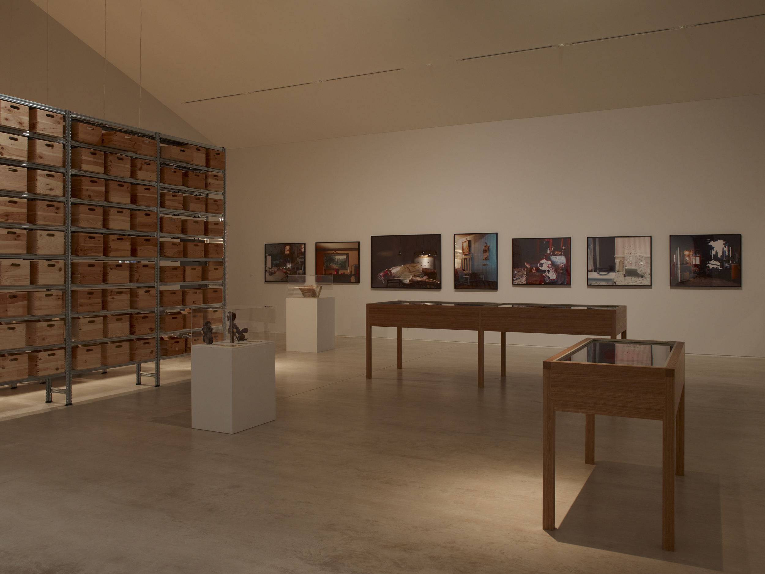 Project Statement    Installation view: Turner Contemporary, Margate