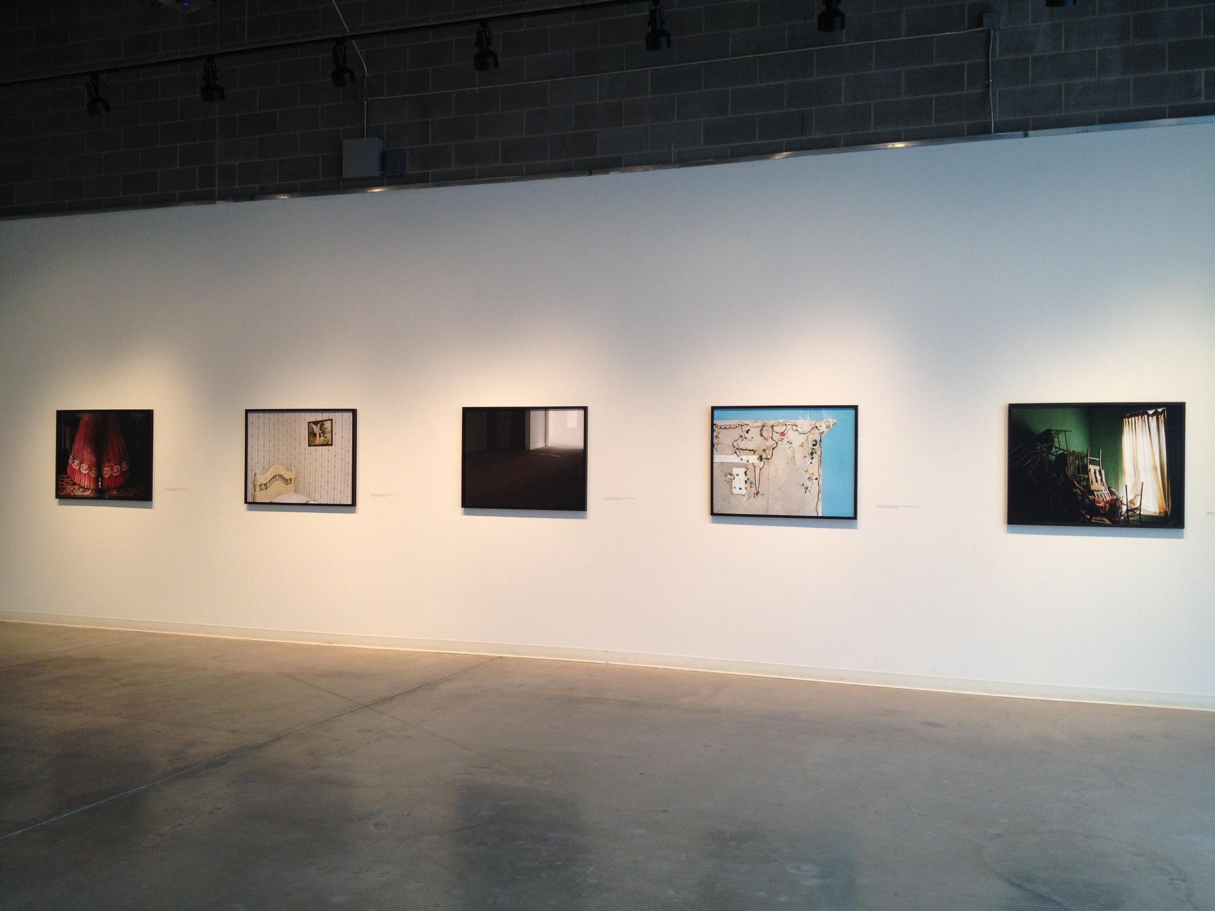 Statement    Installation view: RedLine Gallery, Denver