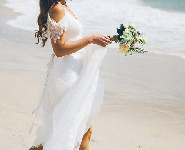 #snippet #clarkesbeach #byronbayphotographer #byronbayweddingphotographer #byronbaybeachwedding  (at Clarkes Beach, Byron Bay)