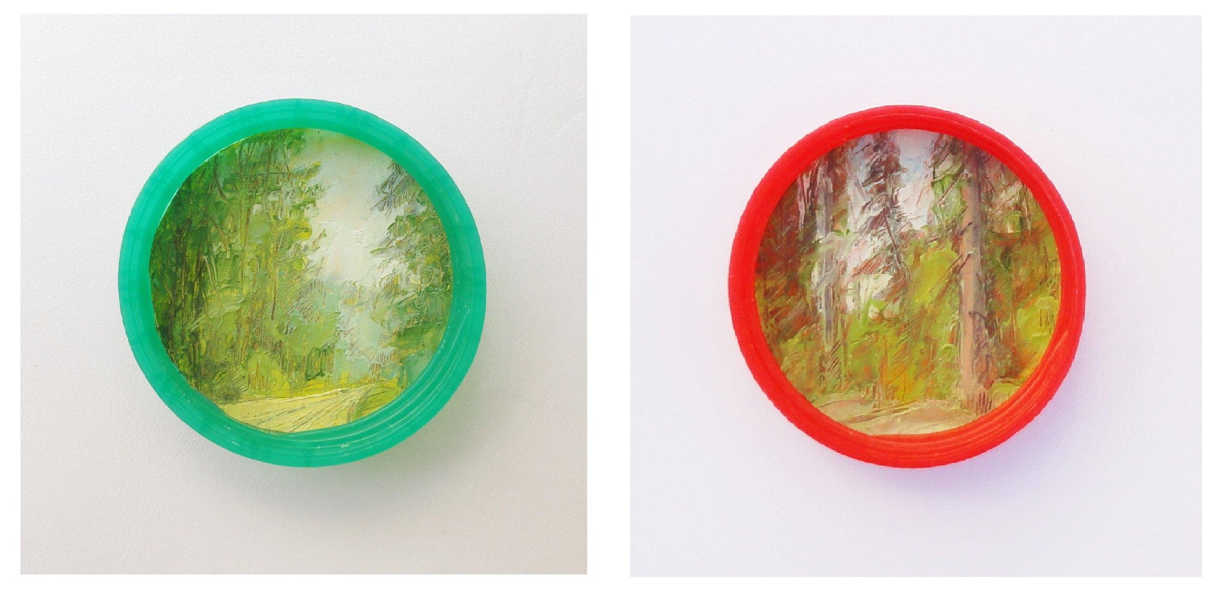 Inguna Gremzde, Small World, 2012 - Ongoing, Detail View