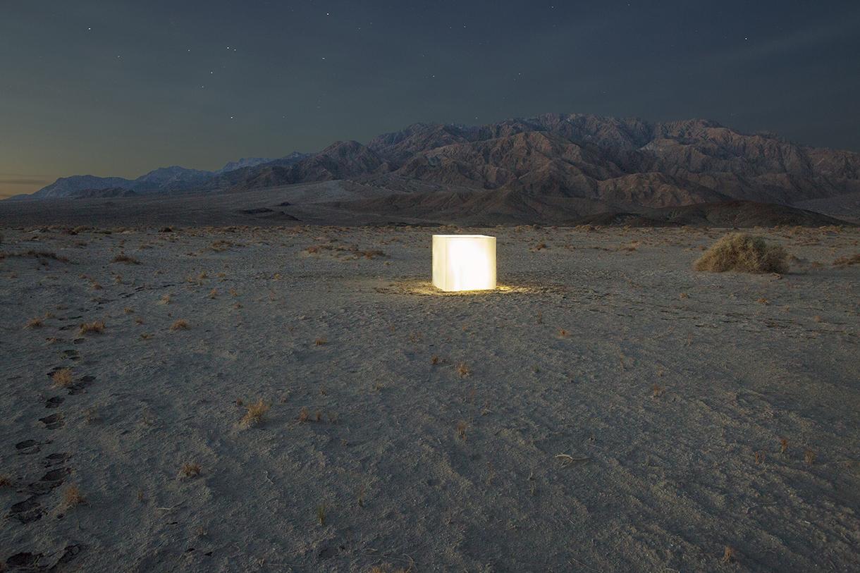 Thomas Wheeler, Cube #1 (2-16)