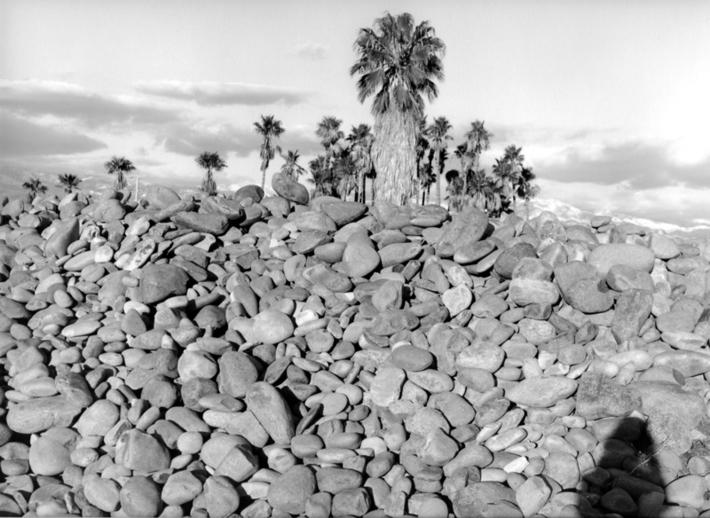 Sant Khalsa, Displaced Santa Ana River Rock, 2010