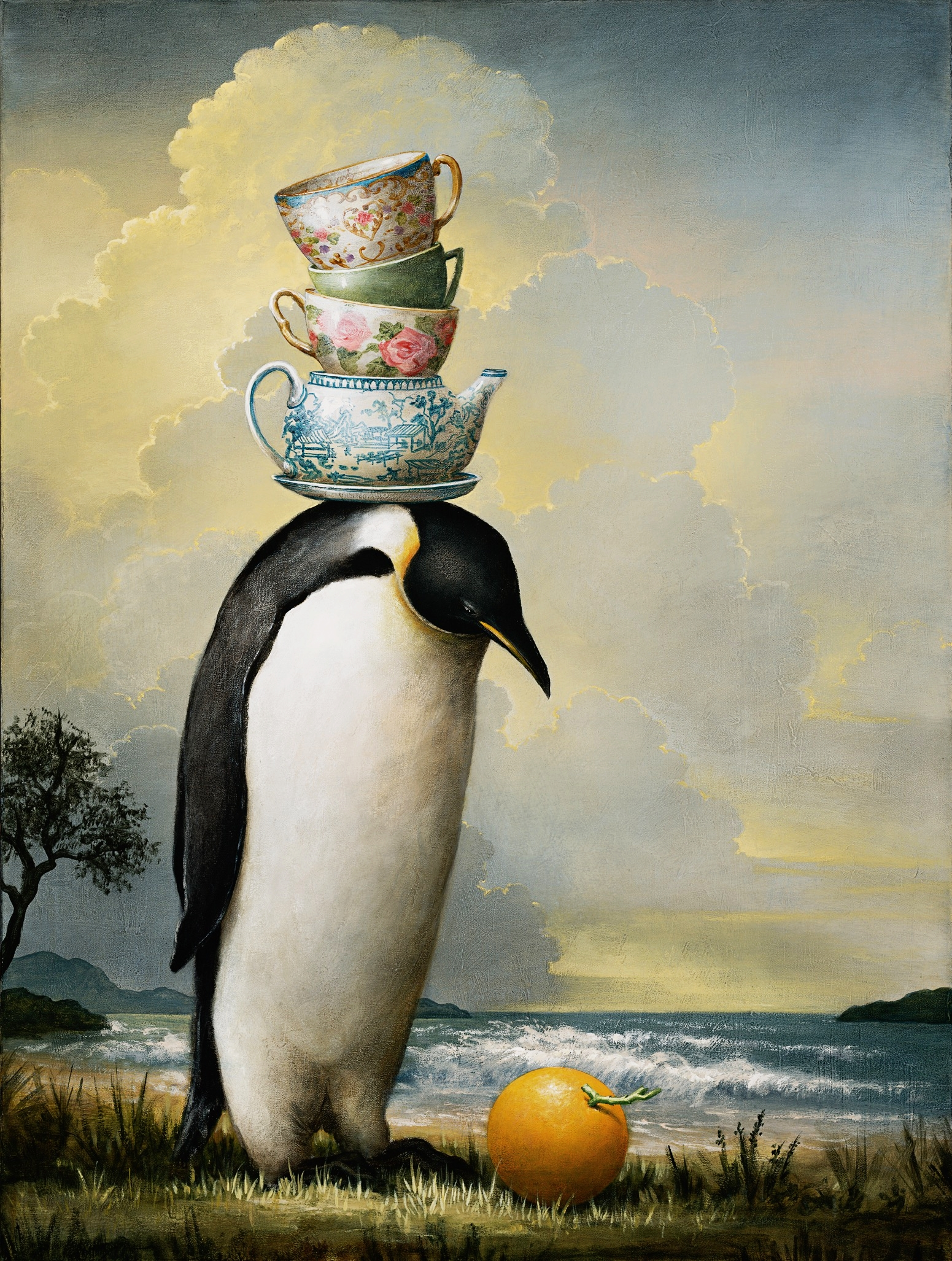Kevin Sloan,  An Accidental Tourist
