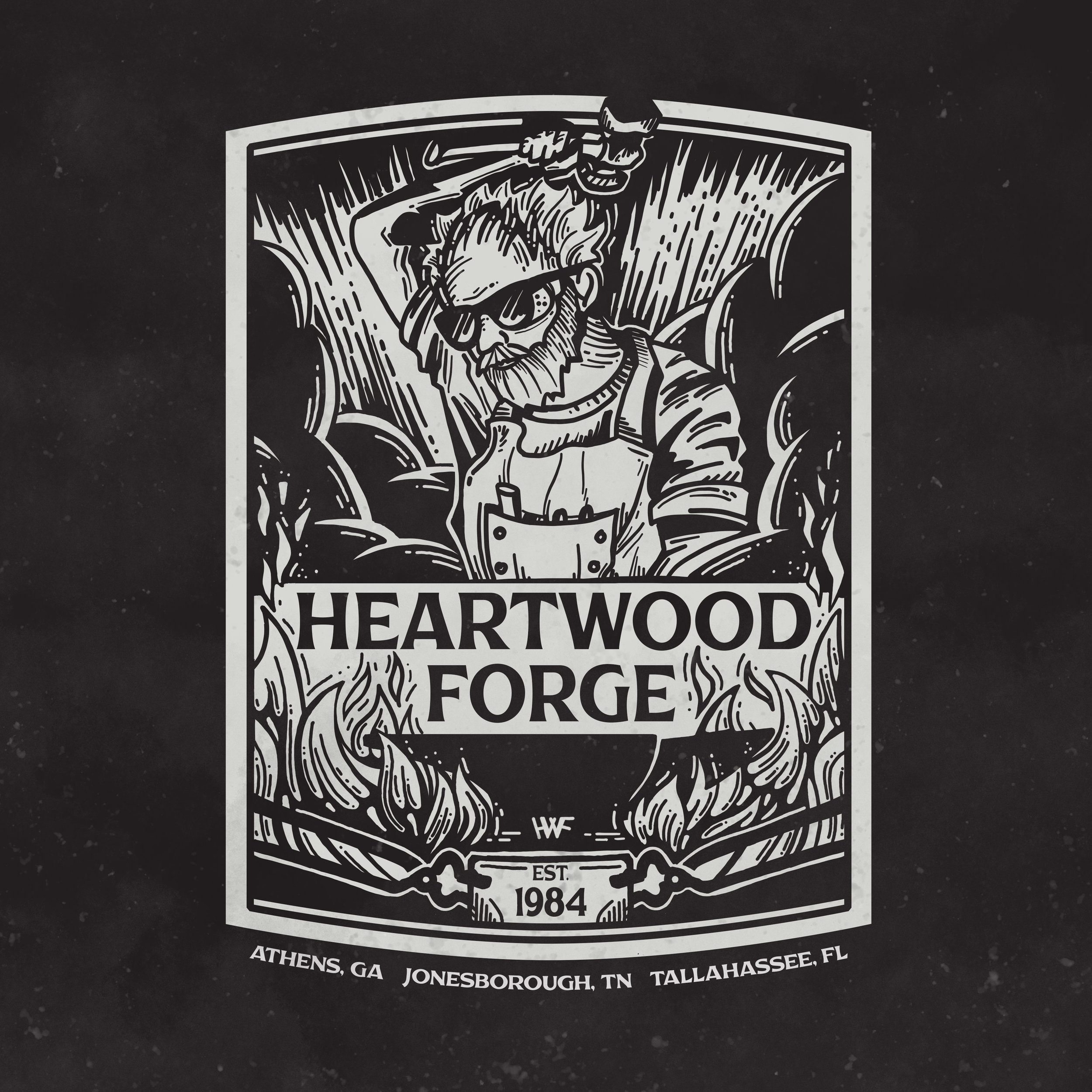 1984 Mad Forge Shirt