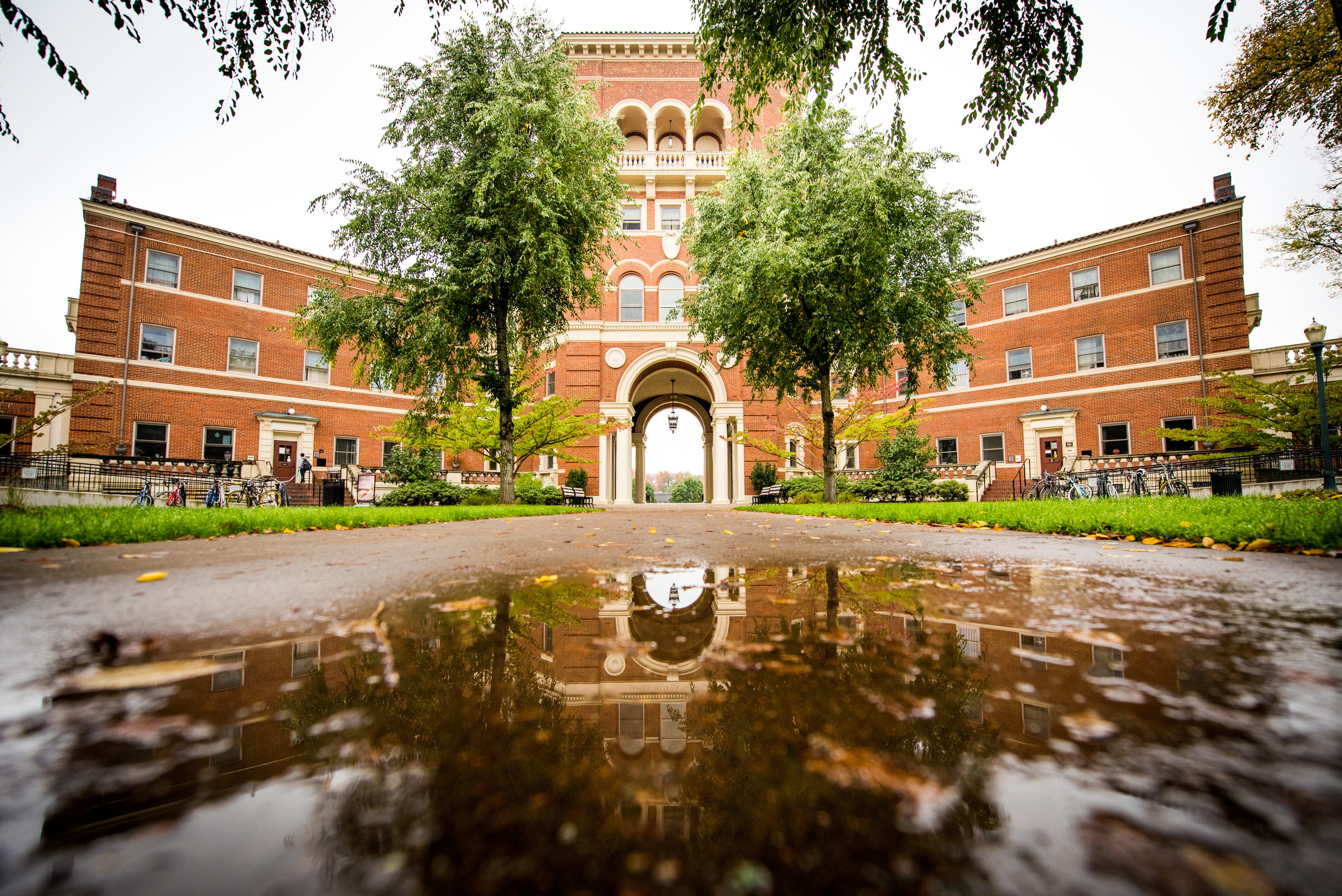 Weatherford Hall, OSU