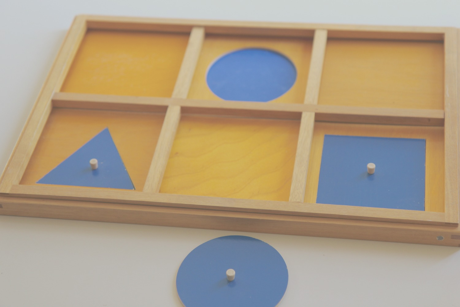 Geometry Cabinet Material
