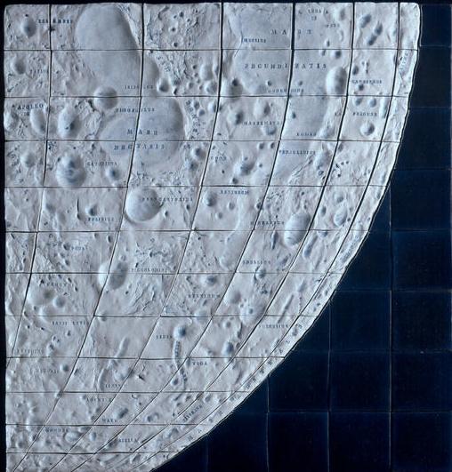 Lunar South East Quadrant