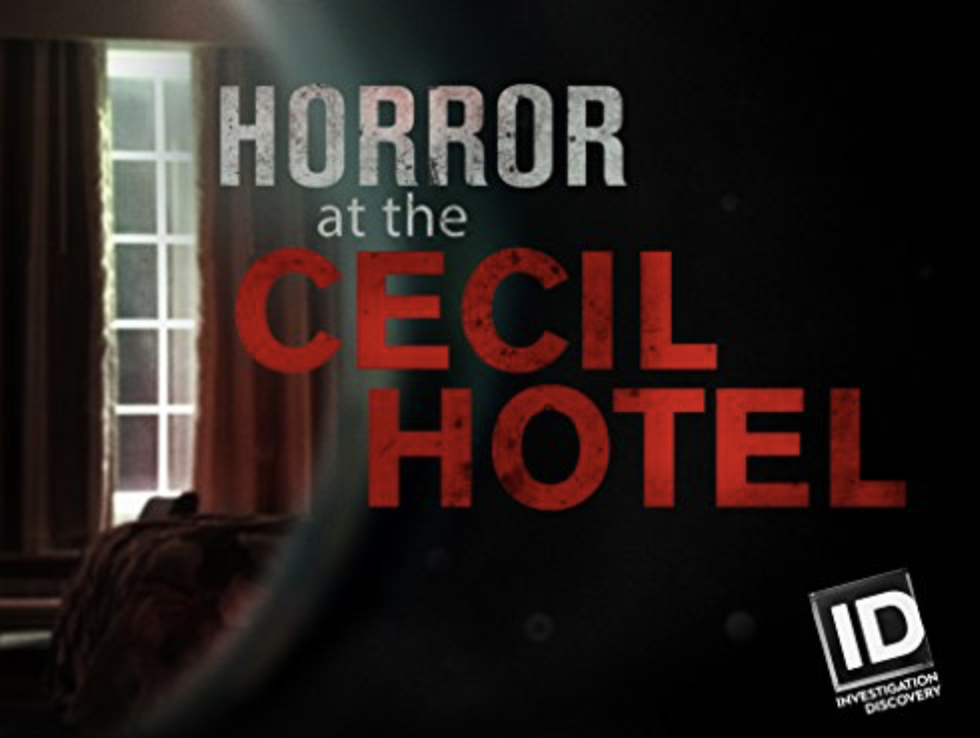 Horror at the Cecil Hotel | Investigative Discovery