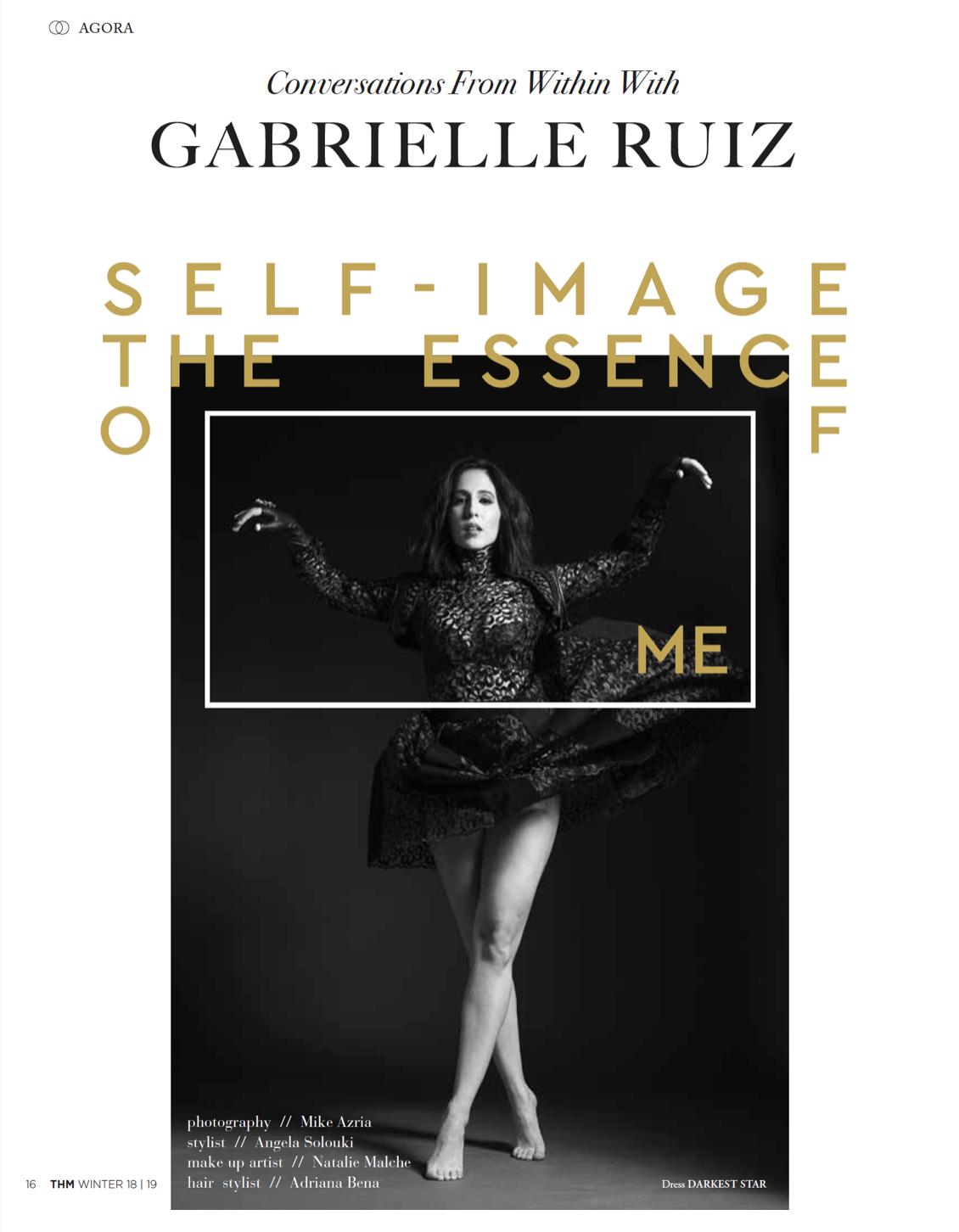 Gabrielle Ruiz for The Hedonist Magazine