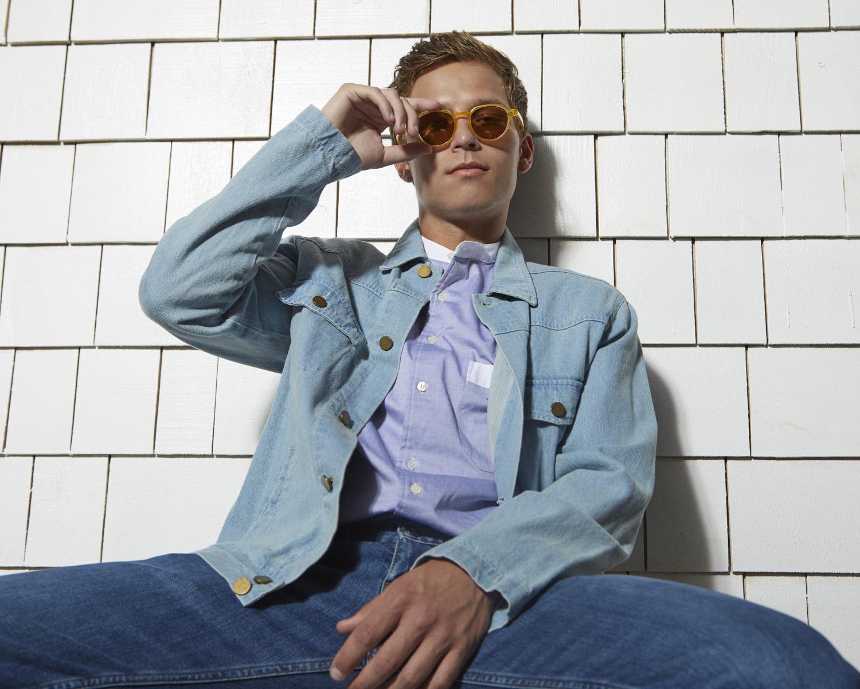 Brandon Butler for Hey Beauti Magazine, Goodmen Series