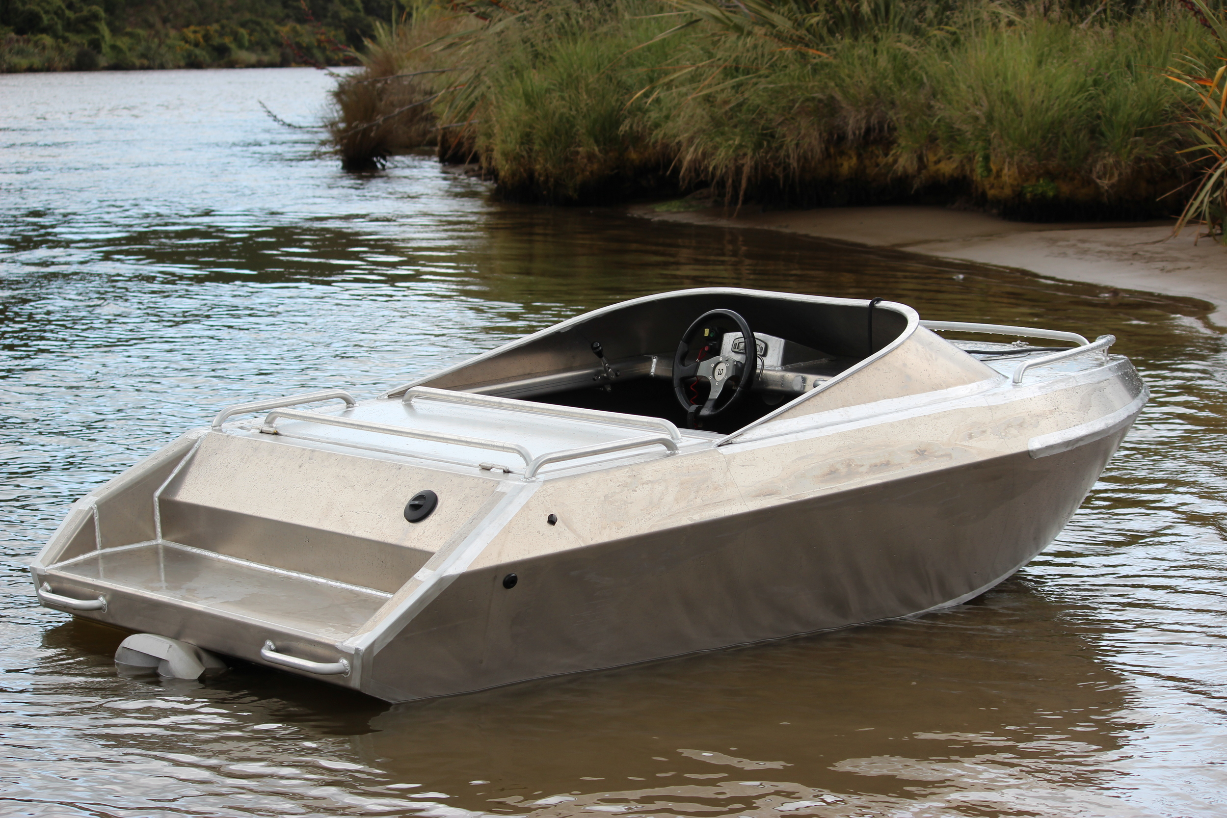 Small Jet Boats >> Turn Key 3m Wattscraft