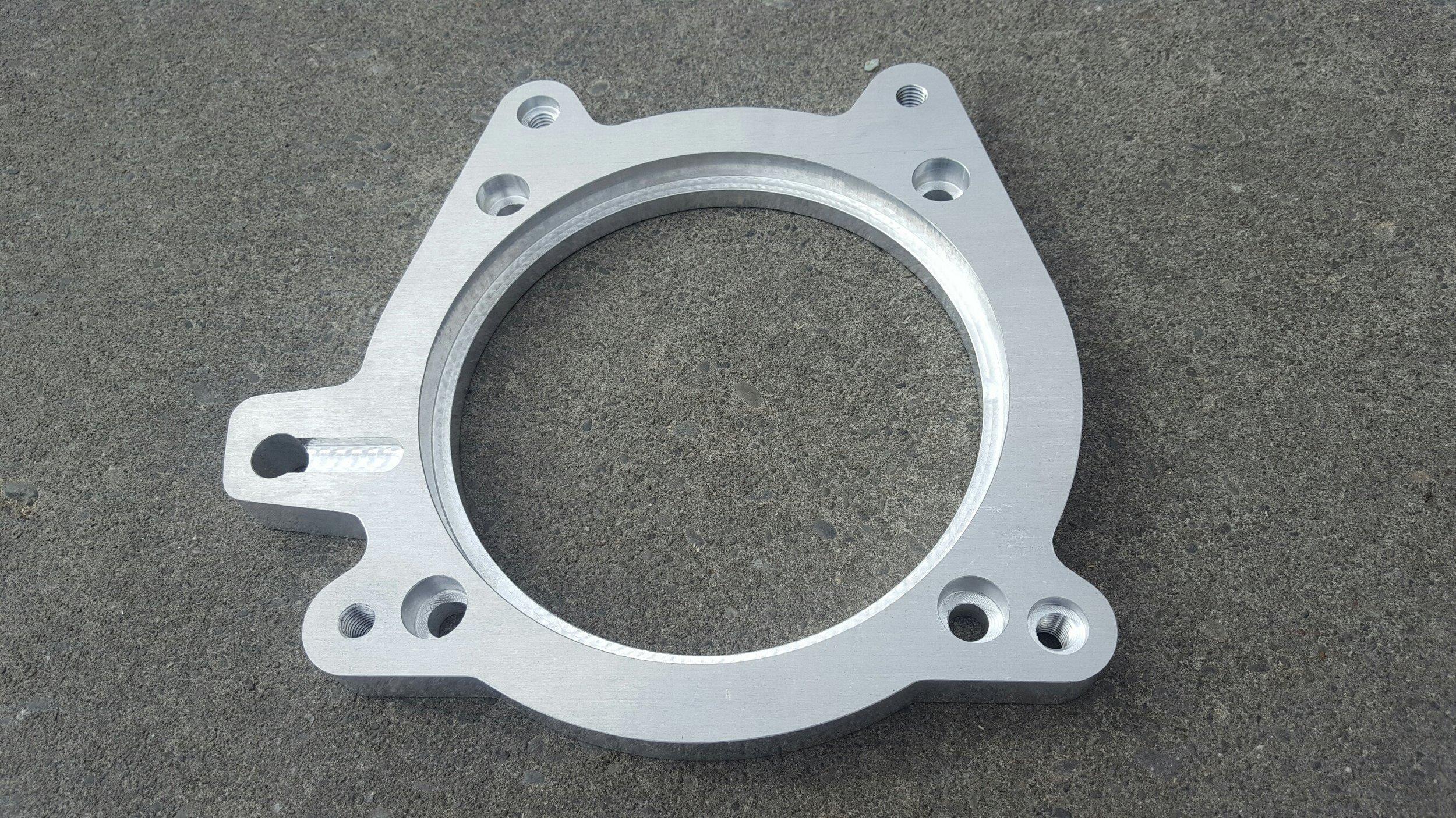 ASP jetski pump adaptors