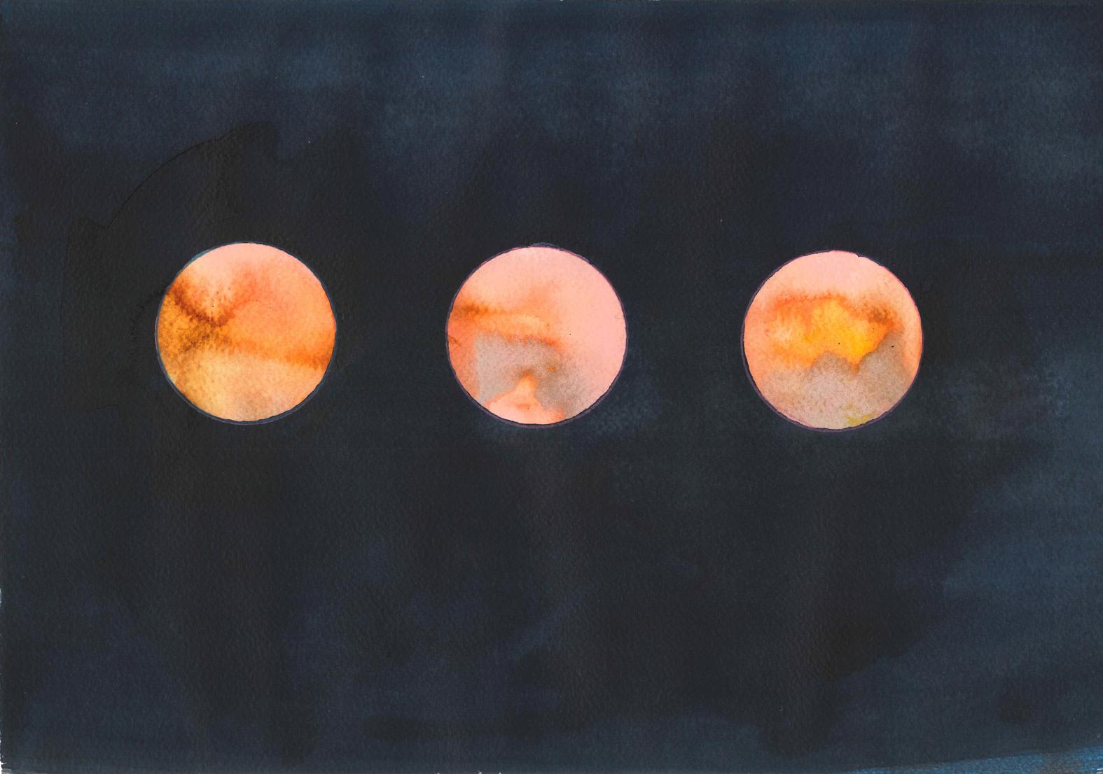 Martian Triptych II
