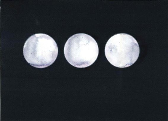Reflector Triptych VIII