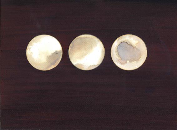 Refelctor Triptych X