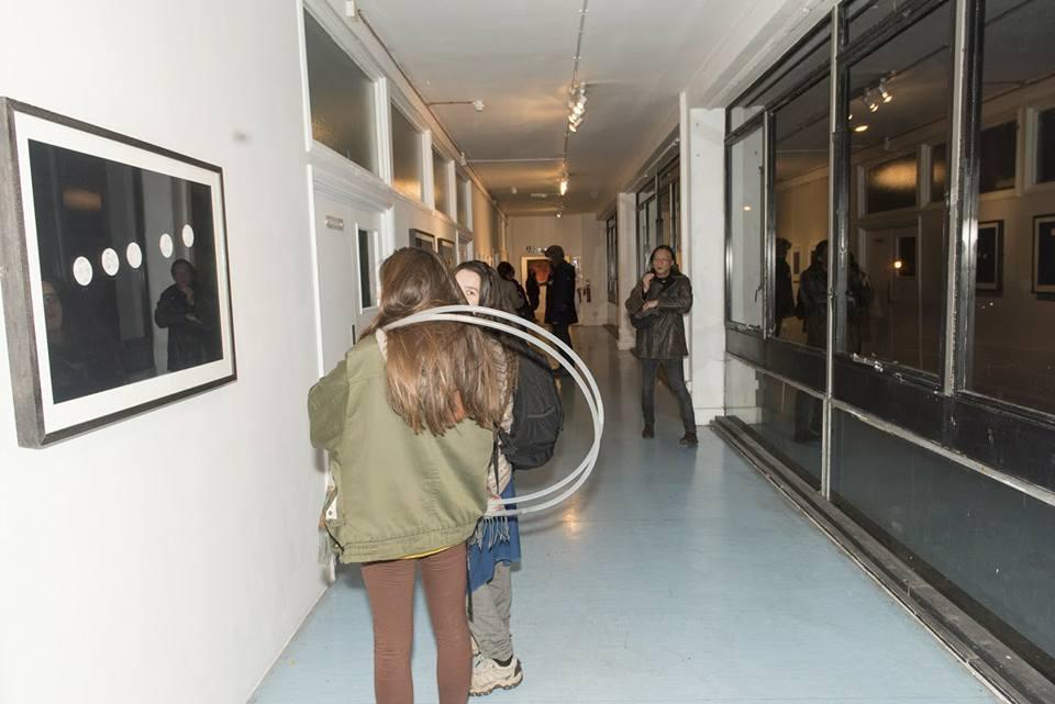 Retreating Light Exhibition