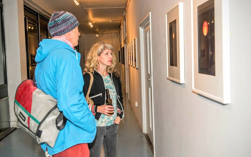 Retreating Light Exhibition Preview