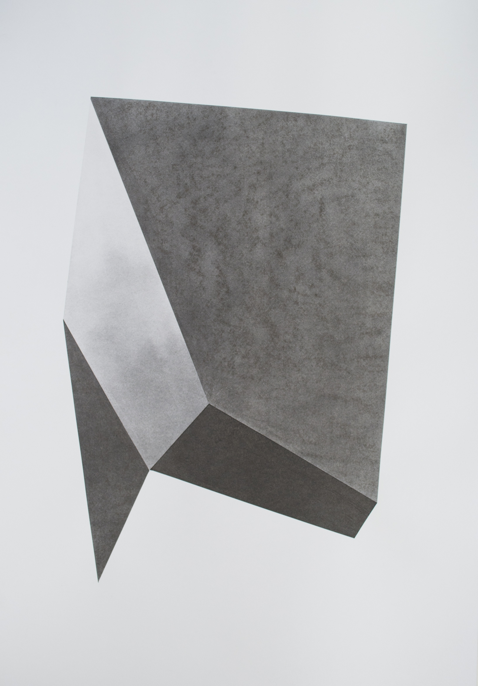 Domestic geometry charcoal on 300gsm paper Copyright Patrick O'Donnell.jpg
