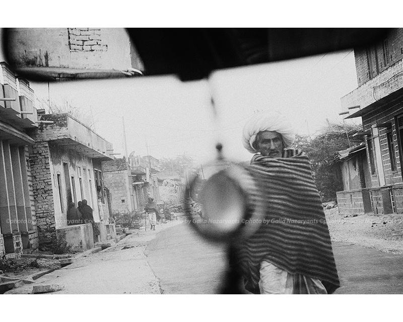 ©photo by Galia Nazaryants On the road, India 2015