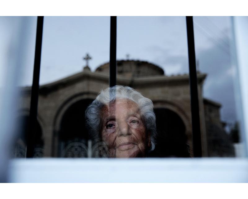 από την έκθεση φωτογραφίας «Ο Κόσμος της Παλιάς Λευκωσίας» photo by Yiannis Kourtoglou